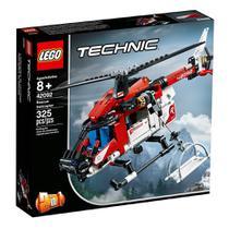 42092 - Lego Technic - Helicóptero de Resgate - Grupo:Lego,Marca:Lego