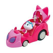 44 Gatos Boneco Com Veiculo - Carro da Milady  Toyng -