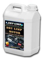 5 Litros Produto Concentrado Limpa Motor Desengraxante Faz 50 Litros - Dry Limp