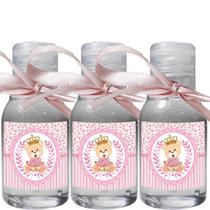 50 Mini Álcool Gel Lembrancinhas De Maternidade Nascimento - Clickstock