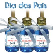 50 Mini Aromatizador Lembrancinhas Dia Dos Pais - Click Aroma