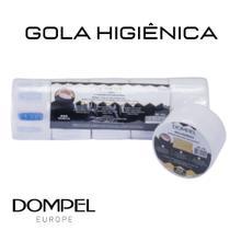 500UN Gola Higienica Barbearia Corte Cabelo Protetor Anti coceira Dompel -
