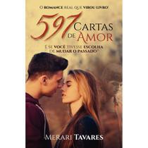 597 cartas de amor - Scortecci Editora -