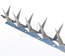 5m de lança dupla espeto para muro 2mm - 5 metros - JJ
