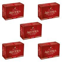 5x sabonete aroeira suave fragrância perfeito para deixar sua pele perfumada limpa e protegida 100g - Arte Nativa