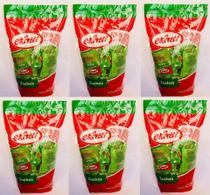 6 Molhos Italian Para Salada Sache Ekma 42 Unidades 18ml -