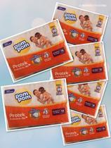 6 pacotes de Fraldas Pompom- Tamanho  grandinhos  (84  fraldas) - Pom Pom