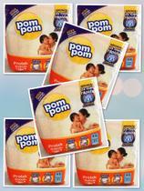 6 pacotes de Fraldas Pompom- Tamanho  XG (132  fraldas) - Pom Pom