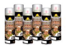 6 Renovador de Couro Spray 300ml - Autoshine -