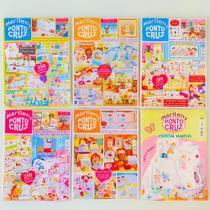 6 Revistas Marileny Ponto Cruz - Rimary Editora