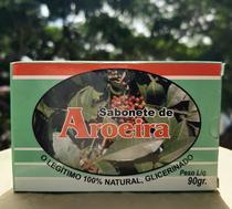 6 Sabonetes de Aroeira - Nacional