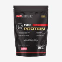 6 Six Protein 2kg Tutti-Frutti  Bodybuilders -