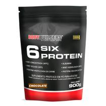 6 Six Protein Refil 900g Exclusivo - Bodybuilders -