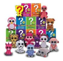 6 Un Mini Beanie Boos Colecionáveis Surpresa Dtc Ty Serie 3 -