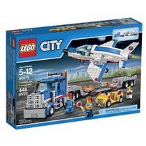 60079 Lego City - Transportador de Avião a Jato de Treino -