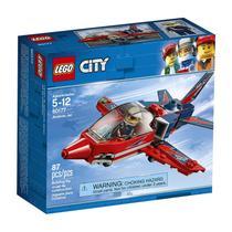 60177 Lego City - Espetáculo Aéreo de Avião Á Jato -