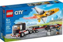 60289 - LEGO City - Transportador de Avião de Acrobacias Aéreas -