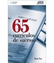 65 currículos de sucesso - Cengage -