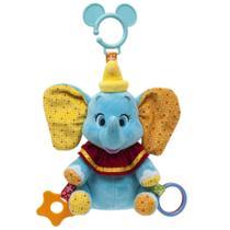 6772 - Disney Dumbo Atividades com Chocalho e Mordedor - Buba (1036) -