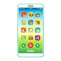 6841 - baby phone - azul - Buba