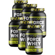 6x force whey 48gr proteina 900gr - F2-force full