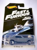 '70 Chevelle SS - Fast  Furious - Velozes e Furiosos - 1/64 - Hot Wheels
