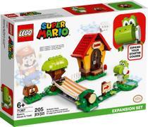 71367 - LEGO Super Mario - Casa de Mario e Yosh - Expansão -