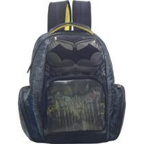 7223 - Mochila Xeryus Tamanho 14 The Batman Preto -
