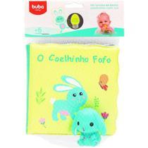 7496 kit livrinho de banho coelhinho buba -