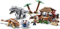 75941 - LEGO Jurassic World - A Volta da Girosfera: Indominus Rex vs. Anquilossauro -