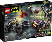 76159 Lego Super Heroes Batman - Perseguição do Triciclo do Joker -