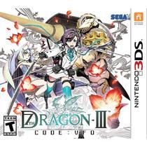 7Th Dragon Iii Code: Vfd - 3Ds - Nintendo