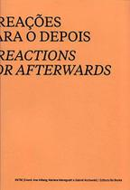 8 Reações Para o Depois - 8 Reactions for Afterwards - Rio Books