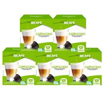 80 Cápsulas Para Dolce Gusto - Kit Cappuccino - Cápsula Bicafé -