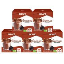 80 Cápsulas Para Dolce Gusto - Kit Chocolate - Cápsula Bicafé -