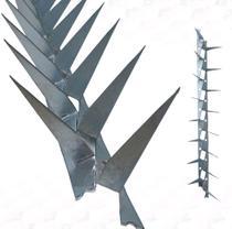8m Espeto para muro cerca lança cortante farpada- 8 metros - JJ