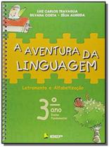 A aventura da linguagem 3 ano l 3 ed - Ibep