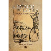 A batalha da laguna - Scortecci Editora -