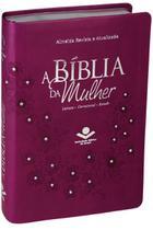 A Bíblia Da Mulher  Leitura - Devocional - Estudo - Sbb