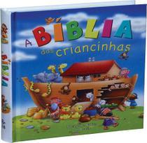 A Bíblia das Criancinhas - capa dura ilustrada - Armazem