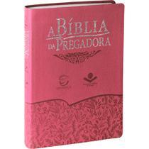 A BÍBLIA DE ESTUDO DA PREGADORA Almeida Revista Atualizada - Editora Sbb