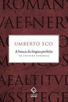 A Busca da Língua Perfeita na Cultura Europeia - Unesp -