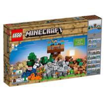 A Caixa de Minecraft - Lego -