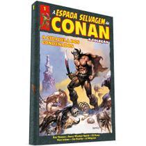 A Espada Selvagem de Conan - Volume 1 - Capa Dura - Marvel