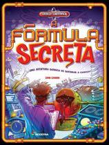 A Fórmula Secreta - Uma Aventura Química de Quebrar A Cabeça! - Moderna