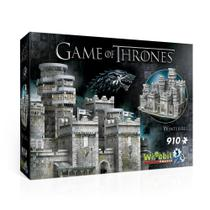 A Game of Thrones Puzzle 3D 910 Pçs  Winterfell - Galápagos - Galapagos