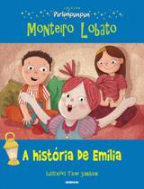 A história de Emília - Globinho - Globo