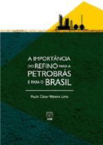 A Importância do Refino Para A Petrobrás e Para O Brasil - Unb -