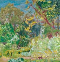 A Luz do Sol - Pierre Bonnard - 30x31 - Tela Canvas Para Quadro - Santhatela