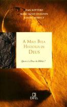 A Mais Bela História de Deus - Difel -
